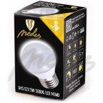 Nedes LED žárovka Malá baňka 5W E27 3000K Teplá bílá 410lm