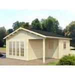 Zahradní domek Irene 21,9 + 5,2 m2
