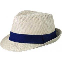 Letní klobouk MB6564 Natural   tmavě modrá od 217 Kč - Heureka.cz e385032252