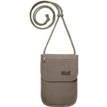 Jack Wolfskin Passport Breast Pouch silver