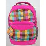 MFP batoh Neon růžová