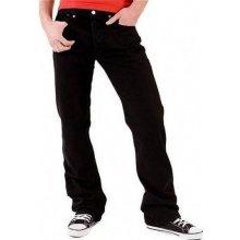 Levi's® jeans pánské 501 Black 0050101650