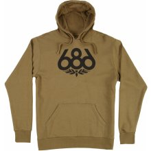 686 WREATH PULLOVER olive