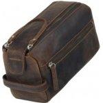 GreenLand WestCoast Kožená taška na hygienu 850