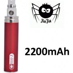 GS BuiBui eGo II baterie Red 2200mAh