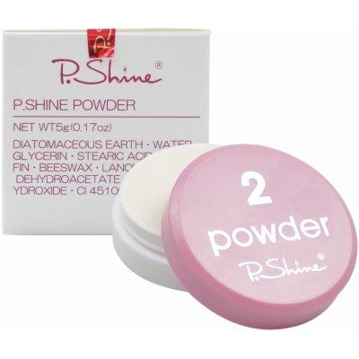 P-shine náhradní pudr růžový 5 g