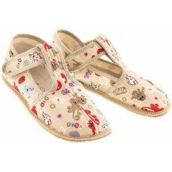Pathik shoes papučky pro kluky hnědé alternativy - Heureka.cz 25855fb8ea