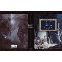 Kniha Pán prstenů: Společenstvo prstenu (Argo, ilustrované vydání) - J. R. R. Tolkien