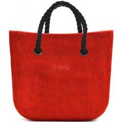 Obag Mini BRUSH RED s krátkým provazem černá alternativy - Heureka.cz afb1be7f2e5