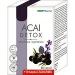 EdenPharma Acai detox kapslí 70