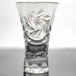 A-CRYSTAL HandMade2 Křišťálové sklenice na destiláty 6ks 40 ml