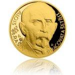 Česká mincovna Zlatý dukát Národní hrdinové Alois Rašín 3,49 g