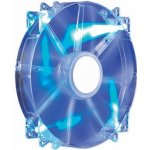 Cooler Master MegaFlow 200 Blue LED Silent Fan R4-LUS-07AB-GP