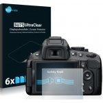 Ochranná fólie Savvies na Nikon D5100, 6ks