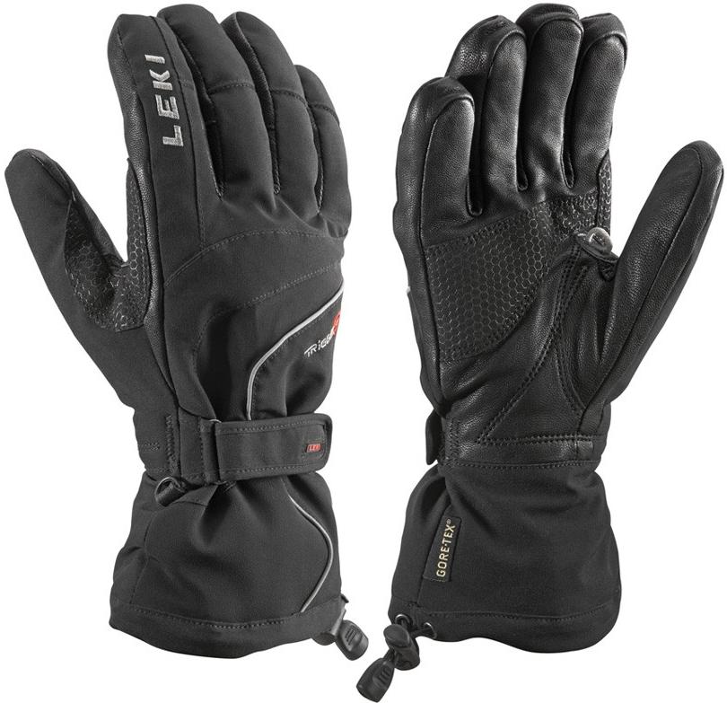 Leki Core S lyžařské rukavice černé a6a2da41bc