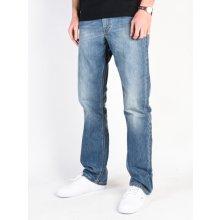 Levis 504 Straight 5PKT DE blue pánské džíny 7fd375cb13