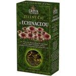 GREŠÍK Zel. čaj s echinaceou z.č. Čaje 4 světadílů 70 g