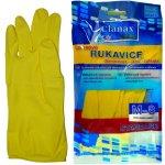 Clanax latexové rukavice pro domácnost Standard 1 pár f8925b2710