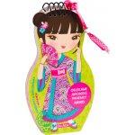 Oblékáme japonské panenky AKIKO