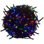 Voltronic 46906 Vánoční LED osvětlení 5 m - barevné 50 LED zelený kabel