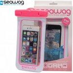 Pouzdro Seawag SMARTPHONE bílo/ růžové