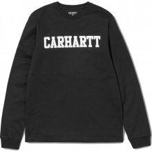 Carhartt COLLEGE L/S černá