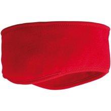 Myrtle Beach Čelenka Myrtle Beach Thinsulate Headband červená e8762e8067