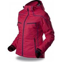 Trimm Ice Lady zimní bunda červená