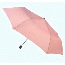 Deštník dámský skládací 3091-1 starorůžová