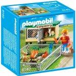 Playmobil 6140 Králíkárna s výběhem