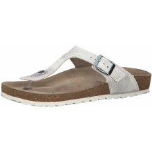 ea4c5f46cede MARCO TOZZI dámské pantofle 2-27400-22 bílá