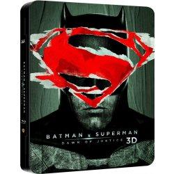 Batman v Superman: Úsvit spravedlnosti - prodloužená verze 2D+3D BD Futurepak