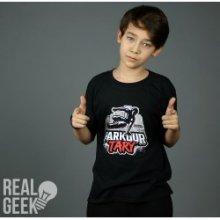 Real Geek Dětské tričko Tary Parkour