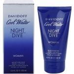 Davidoff Cool Water Night Dive tělové mléko 150 ml