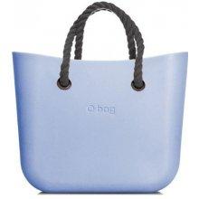 O bag kabelka MINI Skyway s šedými krátkými provazy 8a8b2dc019d