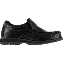 Kangol Harrow Slip Junior Shoes Black