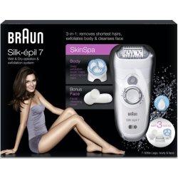 BRAUN Silk-épil 7 7-939E Wet Dry bb1e671167