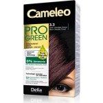 DELIA Cameleo Pro-green 3.3 čokoládová tmavá 50 ml