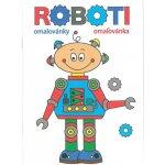 Omalovánky A5 Roboti 47231