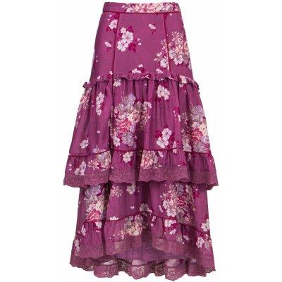 LoveShackFancy sukně Florita