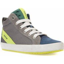 Dětská bota Geox Alonisso šedé 22317a63b8