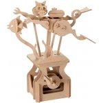 ARToy pohyblivý model Kočičí potápěč