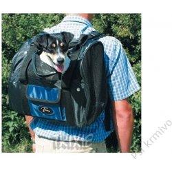 f0c3553f739 Trixie Batoh cestovní k nošení psa nylon 44x30x21cm