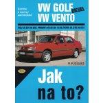 VW Golf diesel od 9/91 do 8/97, Variant od 9/93 do 12/98, Vento od 29/2 do 8/97, Údržba a opravy automobilů č. 20
