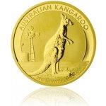 Austrálie Česká mincovna Zlatá investiční mince 1 Oz 100 AUD klokan 31,1 g