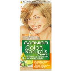 Barva na vlasy Garnier Color Naturals 8.0 Světlá Blond