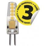 Emos LED žárovka JC 2W/22W G4 WW Teplá bílá 210 lm Classic A++