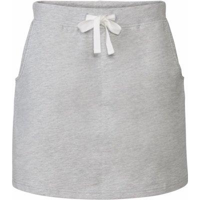 Esmara dámská tepláková sukně šedá