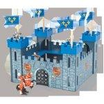 Le Toy Van můj první hrad modrý