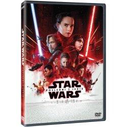 Star Wars: Poslední z Jediů: DVD